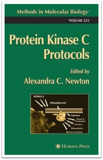 Methods in Molecular Biology Vol.233 - Protein Kinase C Protocols, 549 Pages | Sách Việt Nam