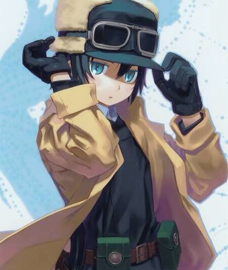 Kino's journey. It's hard to develop a passive character, but Kino's character remains exceptional.