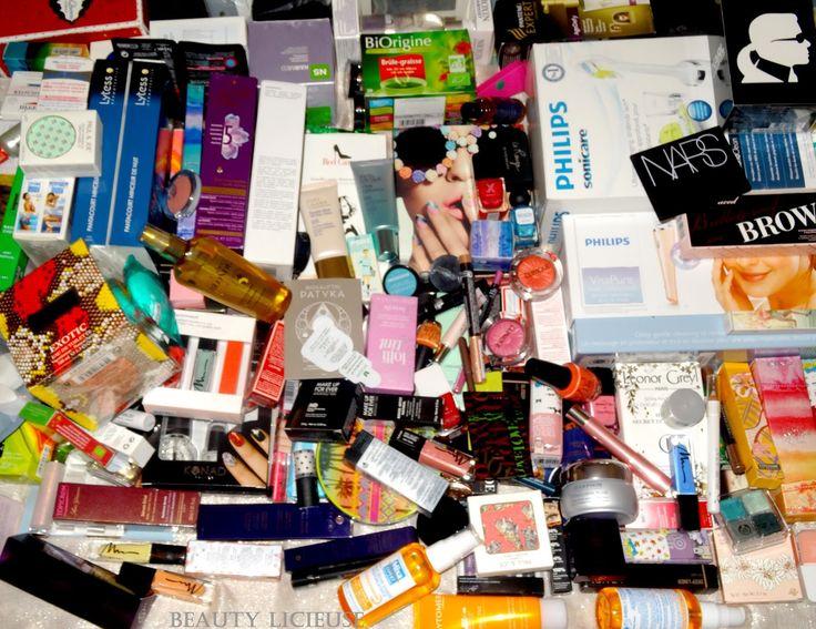 BEAUTY LICIEUSE: Beautylicieuse Box