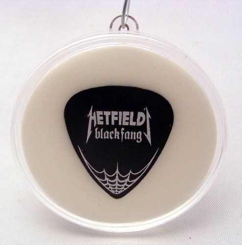 Metallica James Hetfield BF Guitar Pick With MADE IN USA ...