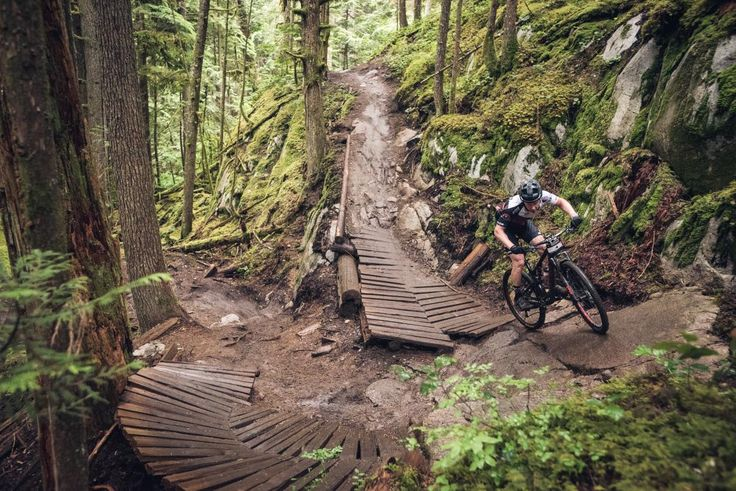 The BC Bike Race in Squamish. Photo: Dave Silver