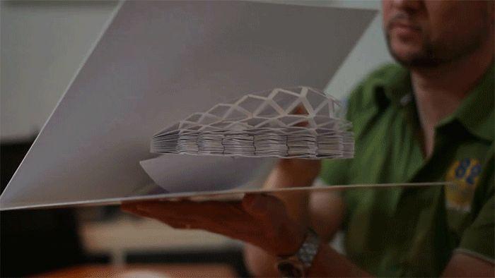 Incredibly Complex Paper Pop-Up Sculptures by Peter Dahmen