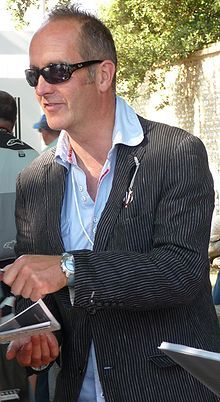 Kevin McCloud...a very interesting and talented presenter.