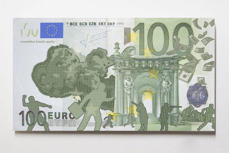 money's worth exhibition at galerie sofie lachaert via designboom