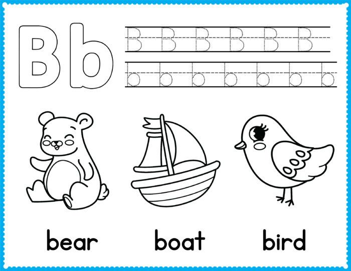 Free Alphabet Coloring Pages - Preschool Printables Slap Dash Mom Alphabet  Coloring, Alphabet Coloring Pages, Preschool Coloring Pages