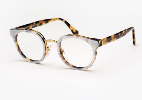 Super Numero 22 Madreperla / Sol Leone Eyeglasses