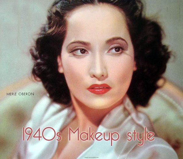 17 Best Images About 1940u0026#39;s Make Up Style On Pinterest | Make Up Styles Style And 40s Style
