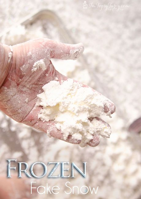 Images about shaving cream and corn starch on