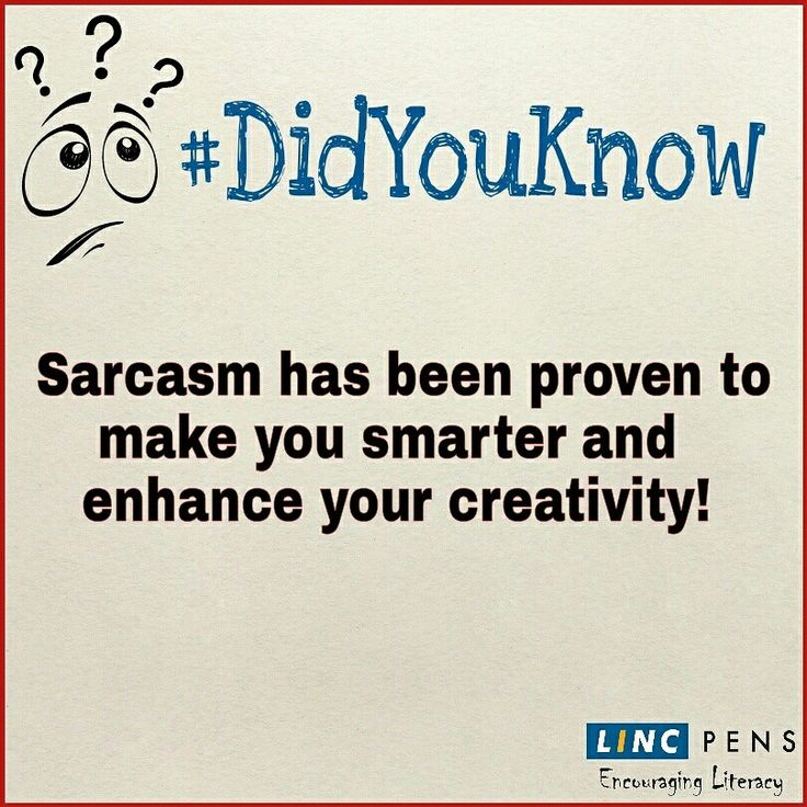 #DidYouKnow #facts #sarcasm #creativity #smart