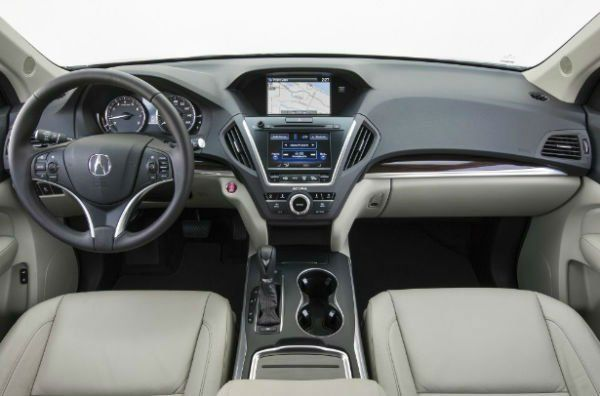 2020 Acura Mdx Interior In 2020 Acura Mdx Acura New Cars