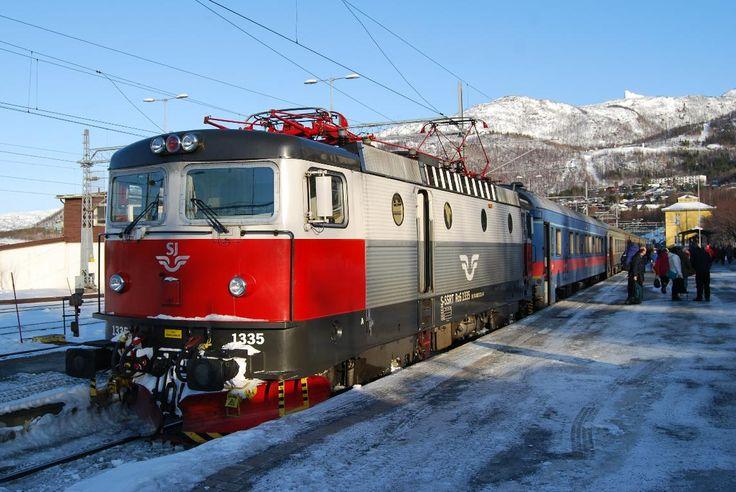 The Otofen Railway, Narvik, Norway