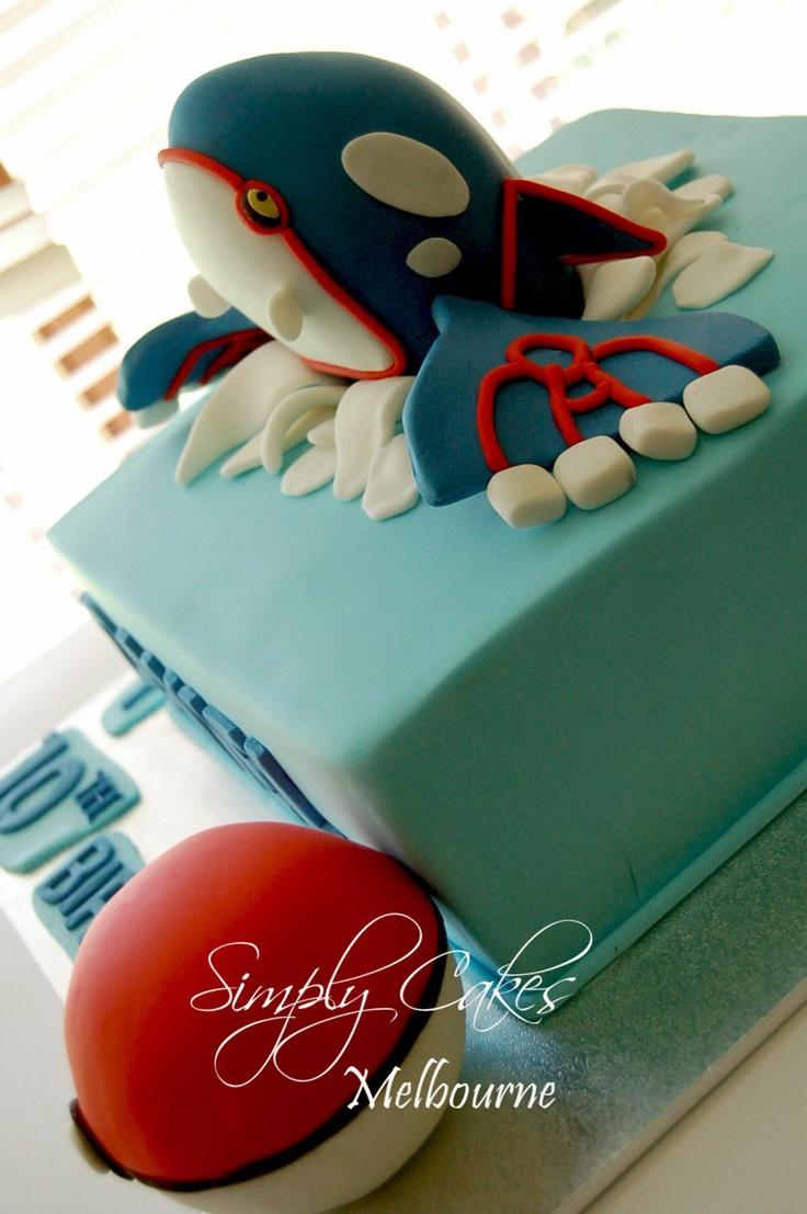 Pokemon cake wow