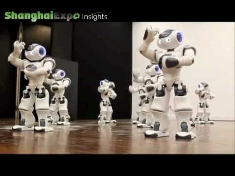World Premiere: 20 Nao Robots Dancing in Synchronized Harmony, including the Bolero by Maurice Ravel!