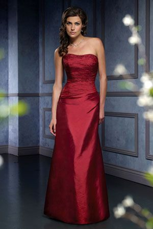 #bridesmaiddress #redbridesmaiddress