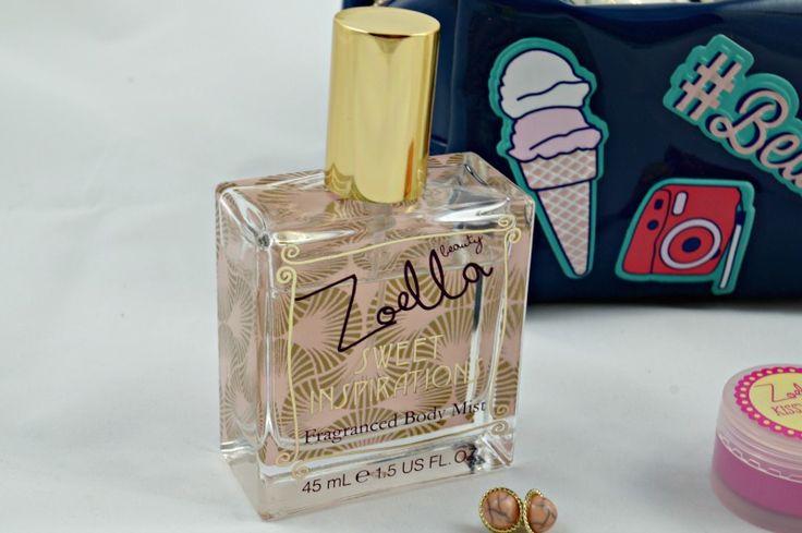Zoella Beauty Sweet Inspirations Body Mist, Körperspray