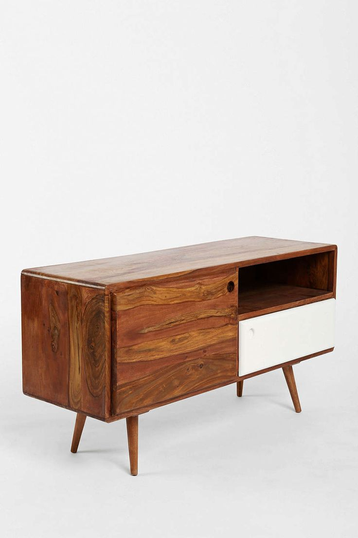 best media console images on pinterest  lp storage record  - assembly home modern media console  urban outfitters