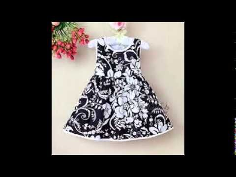 10 Beautiful Baby Frock Design for stitching Ideas - YouTube