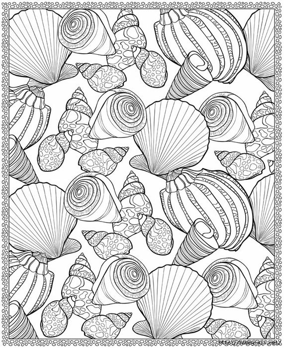 183 best Coloring images on Pinterest Coloring books, Vintage - copy pinterest fish coloring pages