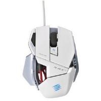 Cyborg R.A.T 3 Wired Gaming Mouse 3500dpi (White) - http://fingerprint-tech.co.uk/product_FPT_MC-MCB437030001--04--1/Cyborg_RAT_3_Wired_Gaming_Mouse_3500dpi_White.htm