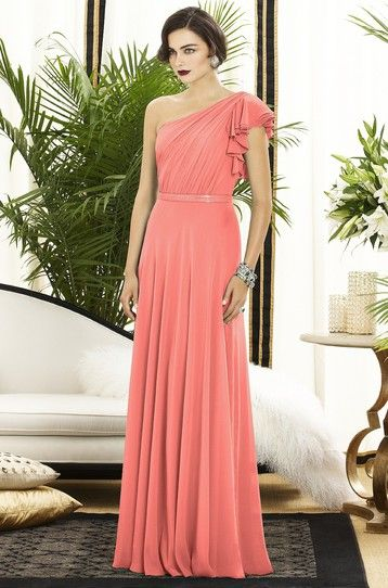 Dessy Bridesmaid Dress