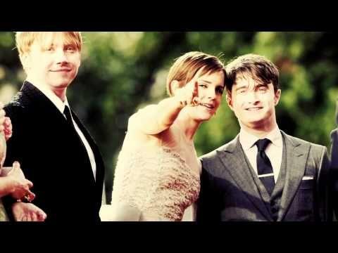 I legitimately loved this...Harry Potter Generation!!!