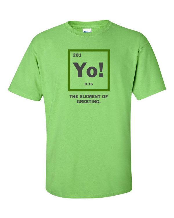Yo! Element - Bright Background - Short sleeve MEN's t-shirt
