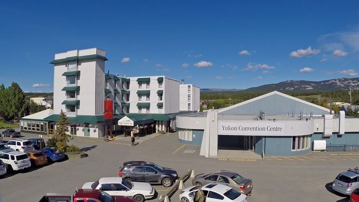 The Coast High Country Inn and the Yukon Convention Centre
