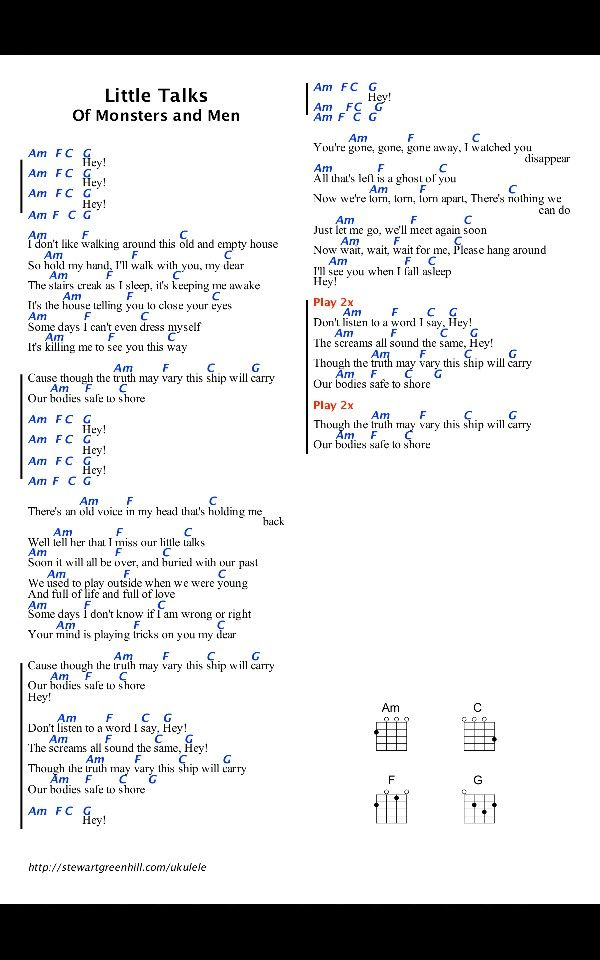 Little Do You Know Chords Ukelele — brad.erva-doce.info