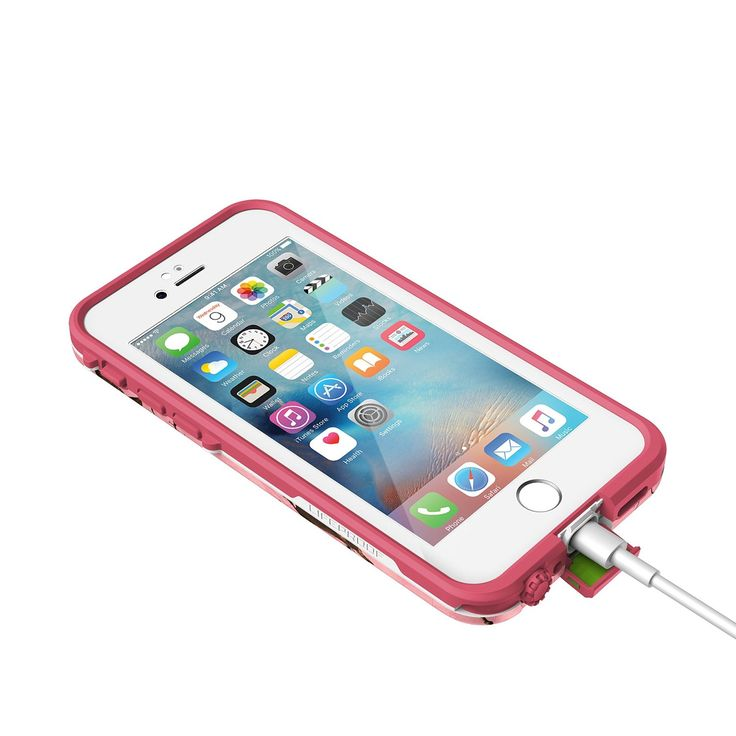 Amazon.com: LifeProof Fre Series Waterproof Case for iPhone 6 / 6S - Sunset - Retail Packaging: Cell Phones & Accessories