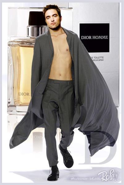 Патисон роберт в пальто