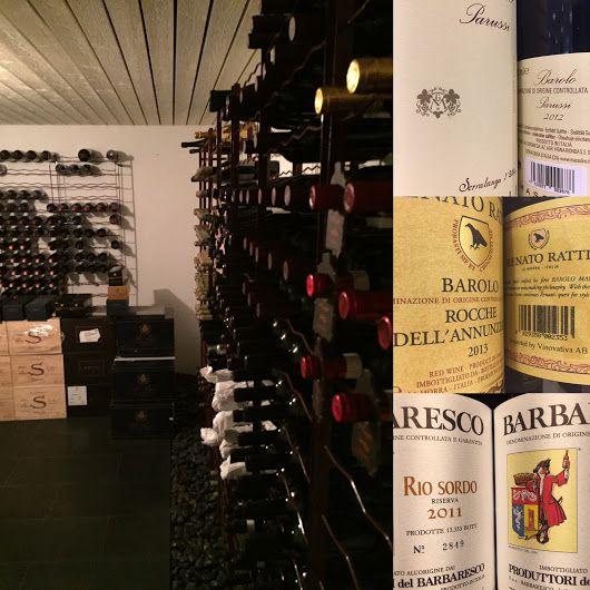 Restocked Wine Cellar...  #barolo <https://plus.google.com/s/%23barolo> #bar...