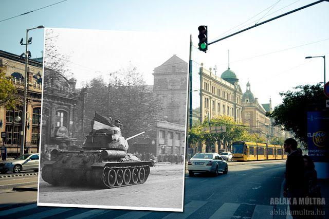 8 fotó Budapestről, ahogy még sohasem láttad - I Love Hungary