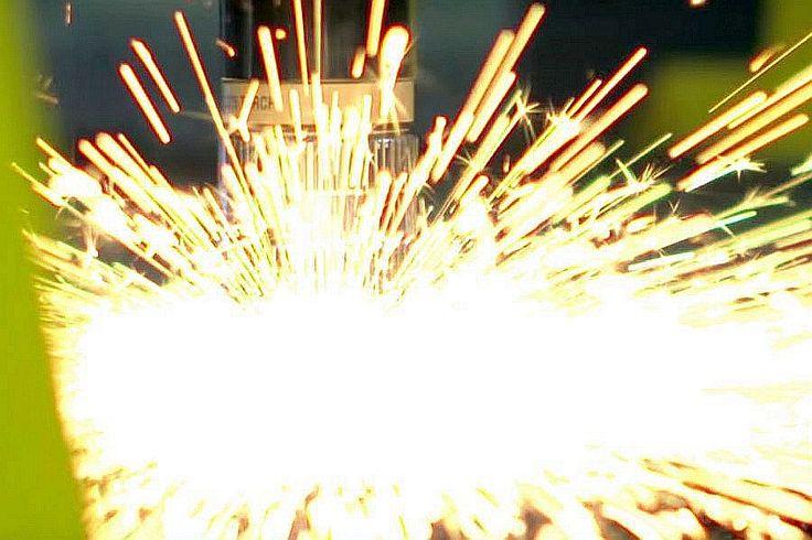 Cięcie blach - cięcie plazmowe, gazowe, tlenowe