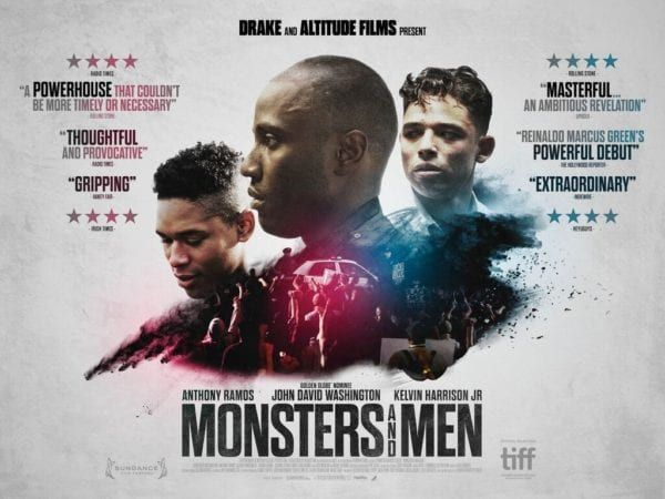 Monsters And Men Uk Poster 600x450 Anthony Ramos Provocative Men