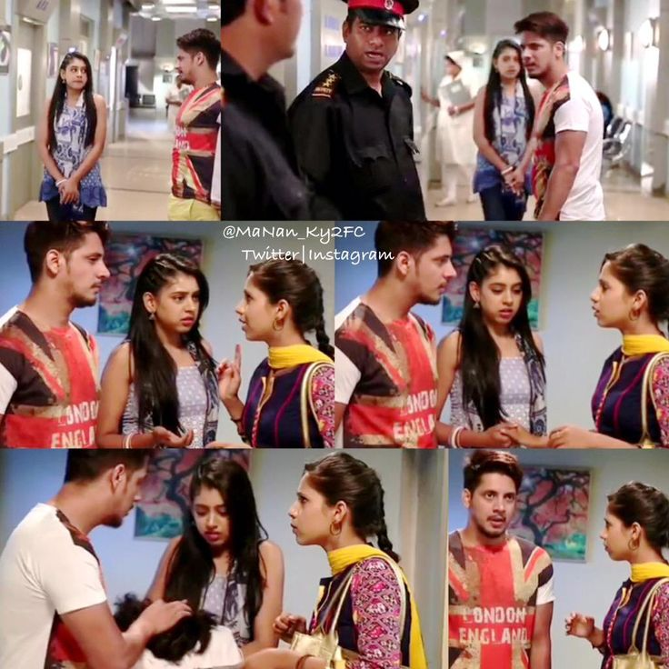 They were deciding a plan to let Nandini go inside
