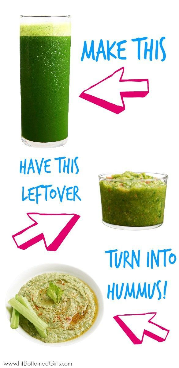 Ever wonder what the heck you should do with the extra juice pulp leftover from that delicious green juice you just made? Two juice pulp recipes for ya!