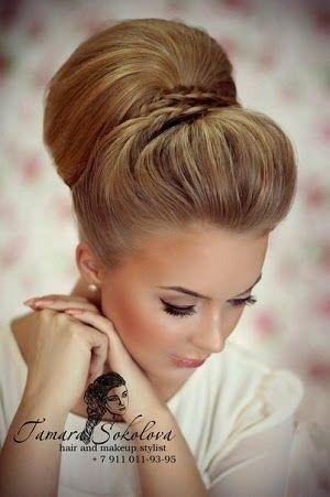 2014-2015 Nişan Topuzları,En güzel Nişan Saç Modelleri
