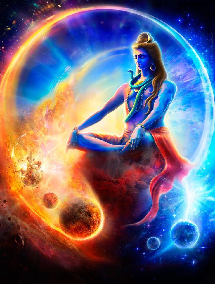 Shiva by ChristasVengel.deviantart.com on @deviantART