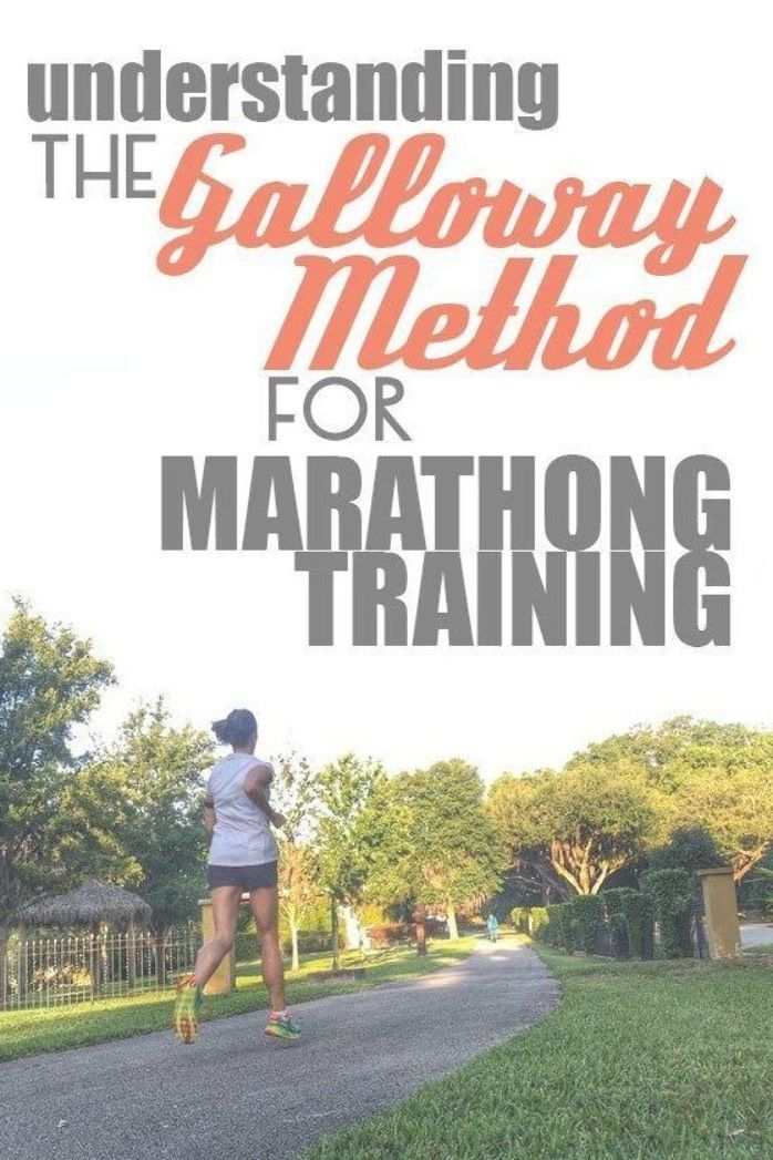 Understanding The Galloway Method Of Marathon Training Who It Works For And How Fast Can You Run Marathon Training Schedule Galloway Method Marathon Training