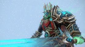Wraith King DOTA 2 Wallpaper, Fondo, Loading Screen