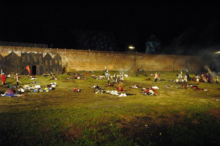 Polska - Oblężenia Malborka 2010