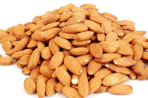 Almonds! Good for your brain, skin, heart health, cancer prevention, diabetes prevention, weight loss, energy booster, constipation relief, regulates blood pressure, good in pregnancy. A rich source of vitamin E, calcium, phosphorous, iron, magnesium... and more!