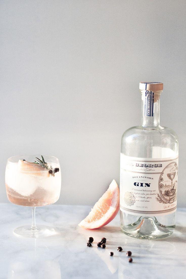 Elderflower Spanish Gin and Tonics. @thecoveteur