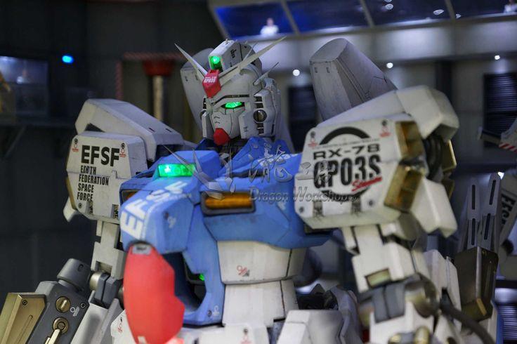 1:35 RX78GP03S In Base [Dragon Workshop]