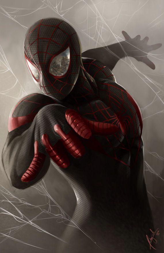 Michael Mires Spiderman