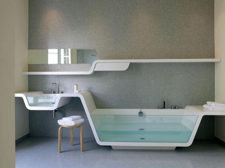 21 besten Glass bathtub Bilder auf Pinterest | Badewannen ...