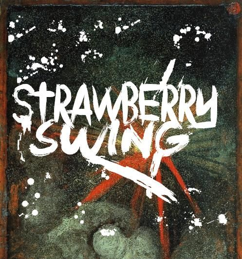 Coldplay - Strawberry Swing by VivaLaRigby on DeviantArt