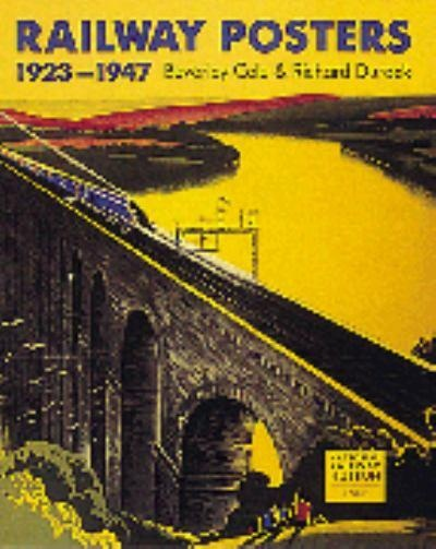 Railway posters 1923 - 1947  A classic period in poster design!