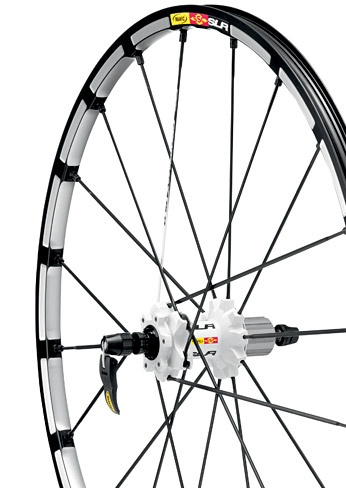 Mavic Crossmax SLR Wheelset