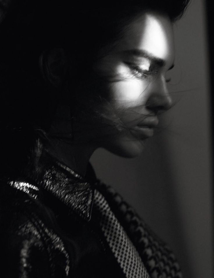 kendall jenner by david sims for vogue paris october 2015   visual optimism; fashion editorials, shows, campaigns & more!
